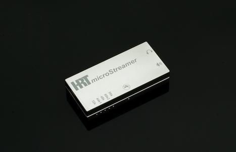 Klein und oho - HRT microStreamer
