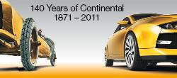 140 Years Continental