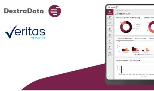 Veritas Management Group und DextraData zertifizieren Unternehmen nach ISO 27001