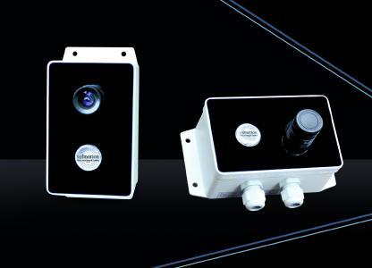 tofmotion bietet mit der TFM IC5 eine schnelle 3D-Time-of-Flight-Kamera im IP65-Gehäuse für den Outdoor-Einsatz