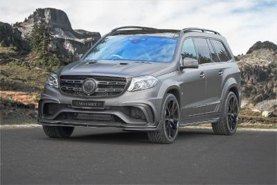 MANSORY refines the Mercedes-AMG GLS 63 to a masculine wide body