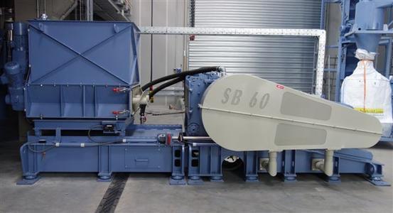 Herbold Granulator SB Series