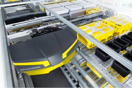 SSI Schaefer receives order to build a new logistics center for tegut...