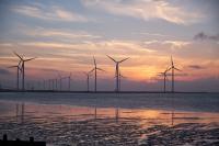 Nicht für die Ewigkeit bestimmt: Windenergieanlagen müssen nach etwa 20 bis 25 Jahre demontiert und ersetzt werden. (Bildlizenz: CC0 Public Domain – Freie kommerzielle Nutzung, kein Bildnachweis nötig)