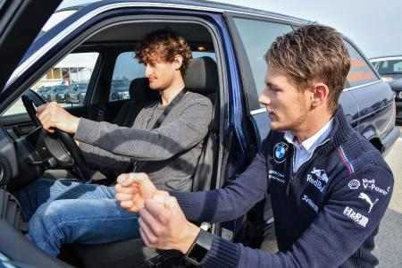 Marco Wittmann, BMW Driving Experience, Maisach
