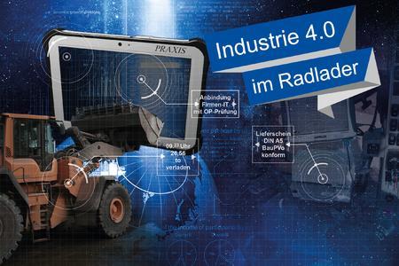 Auf geht es in die Datenwelt und Vernetzung mit Industrie4.0!