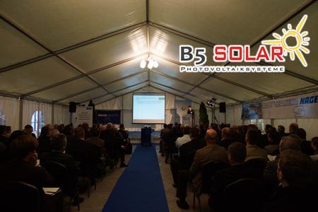 Energieforum des Havellandes - B5 Solar GmbH