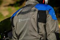 Removable protectors for back, shoulders, elbows, hips and knees