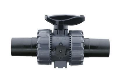 Große Materialvielfalt: der VK Dualblock ist unter anderem aus dem Werkstoff PVC-U erhältlich