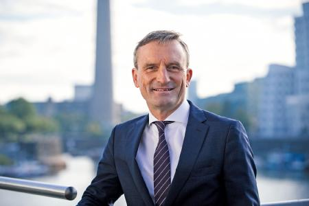 Thomas Geisel, Vorstandsvorsitzender des Metropolregion Rheinland e.V. und Oberbürgermeister Stadt Düsseldorf, (Foto: Norbert Hüttermann/Landeshauptstadt Düsseldorf)