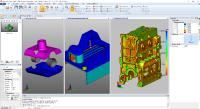 Cost efficient reuse of CAD data for the casting, mold/die and tool industry
