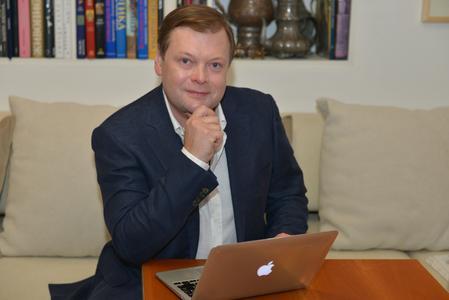 Vladimir Katalov, CEO von ElcomSoft