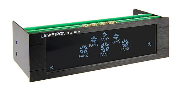 Lamptron FC Touch Fan Controller 5,25 Zoll