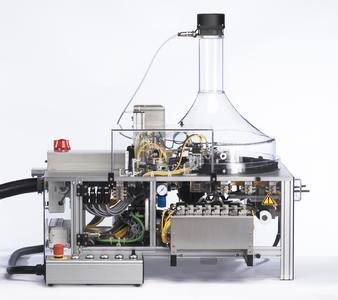 Cigarette smoking machine VITROCELL® VC10® CHEMCONTROL