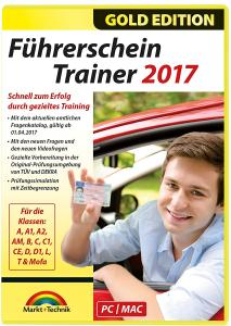 Führerschein Trainer 2017 (Software)