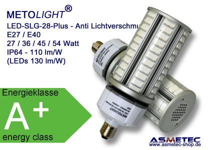 METOLIGHT LED Straßenlampe SLG28-Plus