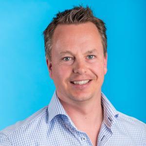 Wouter van Vloten, Senior Director Marketing EMEA