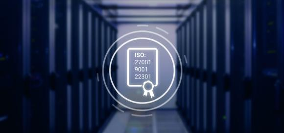 eurodata ISO-Zertifizierung im Doppelpack