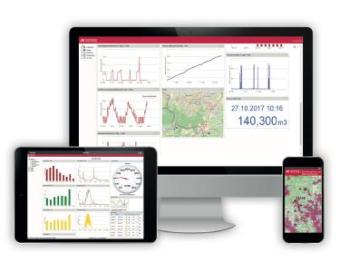 Beim KISTERS-Messeauftritt 2018 gibt es IT-Lösungen rund um die Themen Metering, Smart Grids und virtuelle Kraftwerke sowie Software für den automatisierten Intraday-Handel und den Energievertrieb zu sehen.