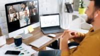 Ob Homeoffice oder Büro – vernetzte Lösungen erleichtern die Zusammenarbeit