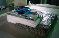 Industry 4.0 automation for building complex composites