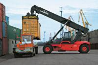 Symeo GmbH presents components and system solutions for continuous vehicle positioning and container tracking at TOC