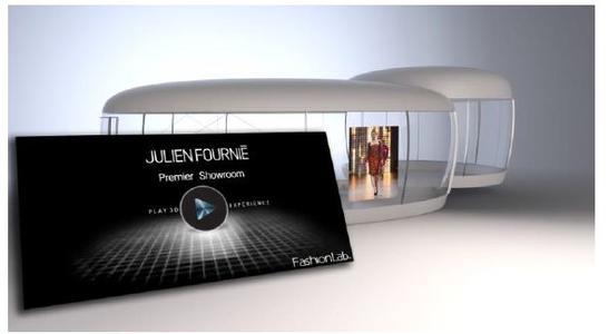 Virtuell in die Modewelt des Designers Julien Fournié eintauchen