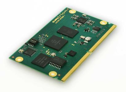i.MX8MM Modul mit NXP MCIMX8M Mini  Virtualisierungsfähiges und leistungsstarkes Multi-Core Modul (SOM/COM) ARM Cortex-A53/Cortex-M4F mit u.a. GbE, USB2.0 und PCIe