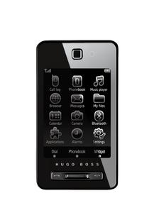 Hugo Boss Phone_Menu
