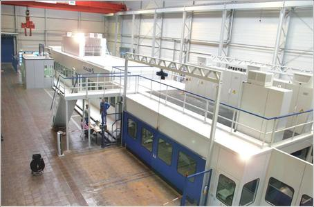Platinenproduktion bei ThyssenKrupp Umformtechnik: Automatisierter und fehlerfreier Produktionsfluss