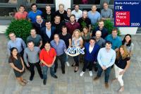 """Das Team der ATIX AG hat sich erneut das """"Great Place to Work"""" -Siegel verdient"""