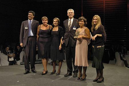 IDC EMEA Award for ICT Innovation 2007 for Fondazione Istituto Nazionale dei Tumori