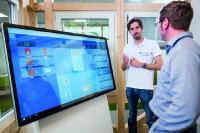 Das Schulungszentrum der Becker Academy bietet viel Raum für die Praxis und den persönlichen Wissensaustausch © Becker-Antriebe GmbH