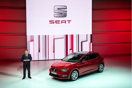Weltpremiere des neuen SEAT Leon