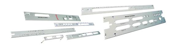 Frontplatten einfach online konfiguriere und 3D-CAD-Daten erzeugen
