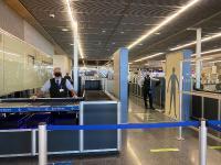 Die FraSec Fraport Security Services GmbH (kurz FraSec) bleibt auch weiterhin für die Passagier- und Gepäckkontrollen am Flughafen Stuttgart im Einsatz (Bildquelle: FraSec)