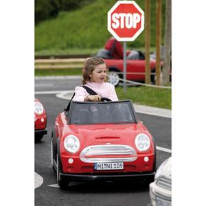 MINI Kinder-Verkehrsschule im Ravensburger Spieleland