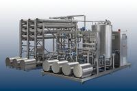 Membrane filtration for the production of clear malt beverage