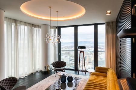 Die 418 Wohnungen bieten einen Wohnkomfort der Spitzenklasse / Fotos: Busch-Jaeger