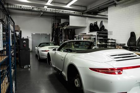 TECHART Exklusiv Interieur für die Porsche Macan Modelle