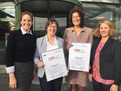 CSR-Botschafterinnen 2018