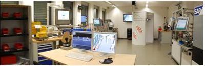 Future Factory von SAP Research in Dresden