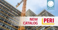 PERI relies on CADENAS for BIM CAD scaffolding component library