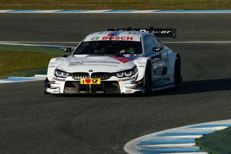 Jesse Krohn, BMW M Performance Parts M4 DTM, DTM Young Driver Test, BMW Motorsport, Jerez de la Frontera