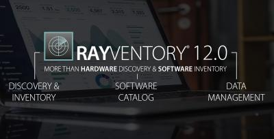 The new dimension of inventory: RayVentory 12.0