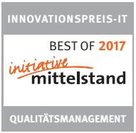 Best Of IT Innovationspreis 2017