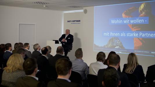 Partnerinformation 2016: Mit EASY sicher in die Zukunft / EASY SOFTWARE AG
