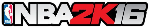 NBA 2K16 Logo