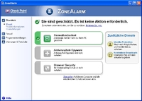 Patch Tuesday am 10.11.2009: Check Point verschenkt Vollversion von ZoneAlarm Pro 2010