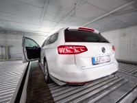 Besonders breite Stellplätze von 270 cm bieten komfortable Ein- und Aussteigmöglichkeiten für den Nutzer.